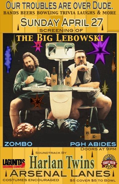 Big Lebowski Pittsburgh